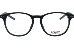 POLAROID  FRAME FOR WOMEN ROUND BLACK MATT - 312  003