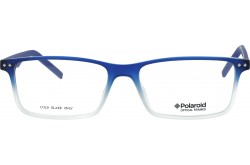 POLAROID  FRAME FOR UNISEX RECTANGLE BLUE - 336  OMX