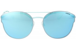 POLAROID  SUNGLASS FOR WOMEN ROUND TURQUOISE - 4057  6LB