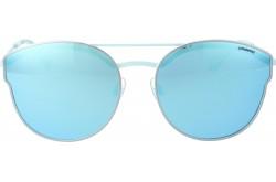 نظارة شمسية POLAROID  للنساء دائري لون تركواز - 4057  6LB
