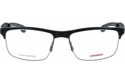 CARRERA FRAME FOR MEN RECTANGLE BLACK - 4403  807
