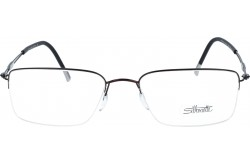 SILHOUETTE FRAME FOR UNISEX SQUARE BROWN - 5278/40 6053