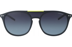 POLAROID  SUNGLASS FOR MEN MASK BLACK MATT - 6023  DL5