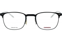 CARRERA FRAME FOR UNISEX SQUARE BLACK - 6660  VBJ