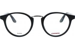 CARRERA FRAME FOR UNISEX ROUND BLACK - 6645  807