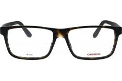 نظارة طبية CARRERA للرجال والنساء مستطيل لون نمري - 6654  GPS