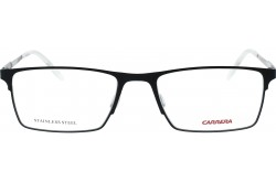 CARRERA FRAME FOR MEN RECTANGLE BLACK - 6662  0RC
