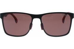 CARRERA SUNGLASS FOR MEN SQUARE BLACK - 8026  BLX