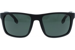 CARRERA SUNGLASS FOR MEN RECTANGLE BLACK MATT - 8027  003