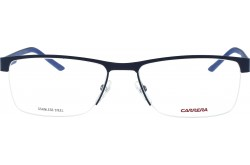 CARRERA FRAME FOR MEN RECTANGLE BLUE - 8817  PNG