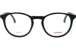 CARRERA FRAME FOR UNISEX ROUND BLACK - 8829  807
