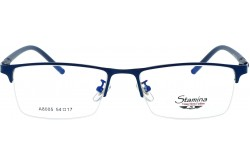 STAMINA FRAME FOR MEN RECTANGLE BLUE - A8005  C4