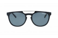 ARNETTE SUNGLASS FOR UNISEX ROUND BLACK - AN4237 41/81
