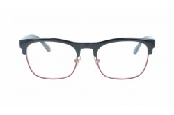 ARNETTE FRAME FOR UNISEX RECTANGLE BLACK AND RED - AN7131  41