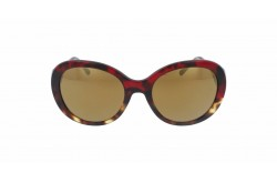 BURBERRY SUNGLASS FOR WOMEN ROUND BURGUNDY - BE4191-36646H