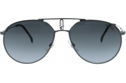 CARRERA SUNGLASS FOR UNISEX ROUND GREY - CA1025S  KJ1