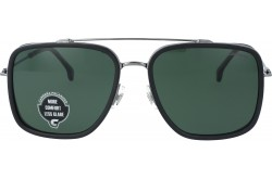 CARRERA SUNGLASS FOR MEN SQUARE SILVER - CA207S  6LBUC
