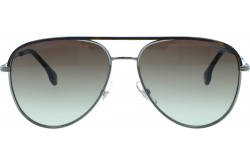 CARRERA SUNGLASS FOR UNISEX AVIATOR SILVER - CA209S    85KHA