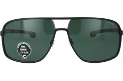 CARRERA SUNGLASS FOR MEN SQUARE BLACK - CA4012S   284UC