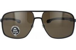 نظارة شمسية CARRERA للرجال مربع لون بني - CA4012S  VZHSP