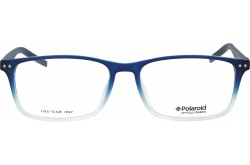 POLAROID  FRAME FOR MEN RECTANGLE GRADIENT BLUE - D310 RCT