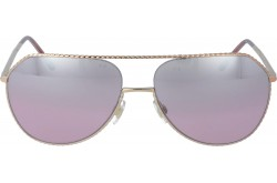 DOLCE&GABBANA SUNGLASS FOR WOMEN AVIATOR GOLD - DG2191  12987E