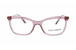 DOLCE&GABBANA FRAME FOR WOMEN CAT EYE PINK - DG3286  3148