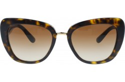 DOLCE&GABBANA SUNGLASS FOR WOMEN CAT EYE TIGER - DG4296  50213