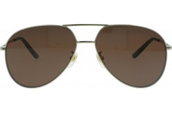 GUCCI SUNGLASS FOR UNISEX AVIATOR GOLD - GG0356S  002