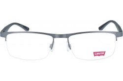 LEVIS FRAME FOR MEN SQUARE BLACK AND GRAY - LS50284Z  C02