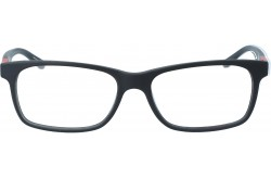 LEVIS FRAME FOR UNISEX SQUARE BLACK AND RED - LS60176Z  C04
