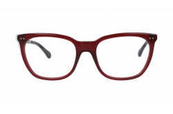 POLO  FRAME FOR UNISEX RECTANGLE RED - PH2170 5458