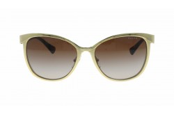 RALPH LAUREN SUNGLASS FOR WOMEN CAT EYE GOLD - RA4118  313913