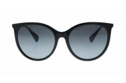 RALPH LAUREN SUNGLASS FOR WOMEN CAT EYE BLACK - RA5232  1377T3