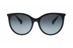 نظارة شمسية RALPH LAUREN للنساء كات اي لون أسود - RA5232  1377T3