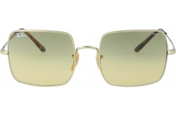 RAYBAN  SUNGLASS FOR WOMEN SQUARE GOLD - RB1971  9150AC