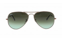 RAYBAN  SUNGLASS FOR UNISEX AVIATOR BRONZE - RB3025  9002A6