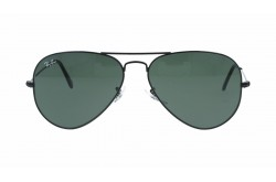 RAYBAN  SUNGLASS FOR UNISEX AVIATOR BLACK - RB3025  L2823