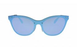 RAYBAN  SUNGLASS FOR WOMEN CAT EYE SKY-BLUE - RB3580N 1537V