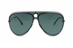 RAYBAN  SUNGLASS FOR UNISEX AVIATOR BLACK AND GOLD - RB3605N   18771