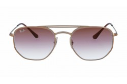RAYBAN  SUNGLASS FOR UNISEX SQUARE BRONZE - RB3609  91410T