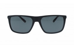 RALPH LAUREN SUNGLASS FOR MEN RECTANGLE BLACK - RL8161-565387