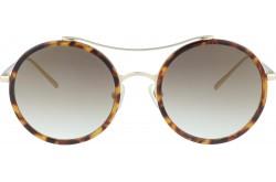 نظارة شمسية RETRO للنساء دائري لون نمري - RT1659  02