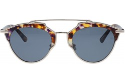 RETRO SUNGLASS FOR WOMEN ROUND TIGER - RT1674  01