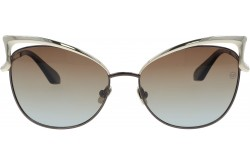 RETRO SUNGLASS FOR WOMEN CAT EYE GOLD - RT1679  03