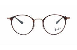 RAYBAN  FRAME FOR UNISEX ROUND BROWN - RX6378  2971