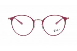 RAYBAN  FRAME FOR UNISEX ROUND RED - RX6378  2974