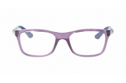 RAYBAN  FRAME FOR KIDS RECTANGLE PINK - RY1549 3735