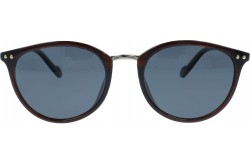 QMARINES SUNGLASS FOR UNISEX ROUND BROWN - SS191  C1