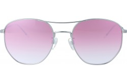 TOMMY HILFIGER SUNGLASS FOR WOMEN SQUARE SILVER - TH1619GS   6LBVQ